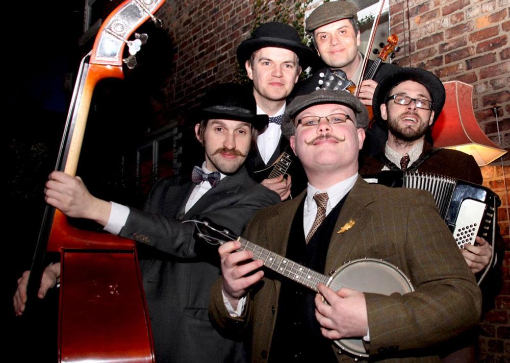 Dr Butler's Hatstand Medicine Band